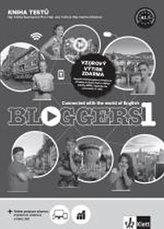 Bloggers 1 – kniha testů
