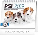 SK19 Psi – se jmény psů 2019,