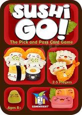 Sushi GO - Karetní hra