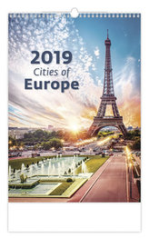 NK19 Cities of Europe