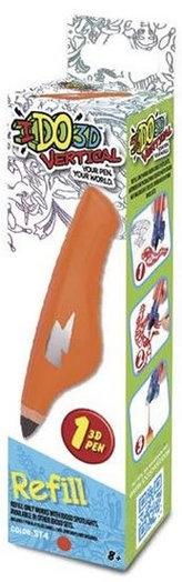 IDO3D Vertical:  náhradní náplň - oranžová