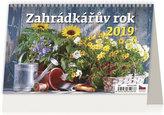 Kalendář stolní 2019 - Záhradkářův rok