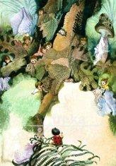 Plakát - Broučci v lese