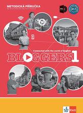 Bloggers 1 – metodická příručka s DVD