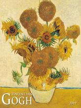 Vincent van Gogh 2019 - nástěnný kalendář