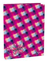 Box na sešity A4: Butterfly s klopou