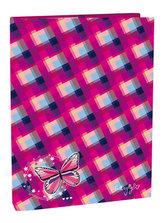 Box na sešity A5: Butterfly