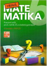 Hravá matematika 6 - pracovní sešit