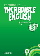 Incredible English 3: Teacher´s Book