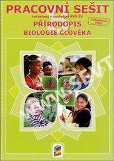 Přírodopis 8 - Biologie člověka - PS