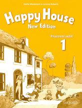 Happy House 1 New Edition: Pracovní Sešit