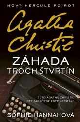 Záhada troch štvrtín (Agatha Christie)