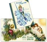 Kalendář 2019 - Trnkův stolní + Pověsti a legendy
