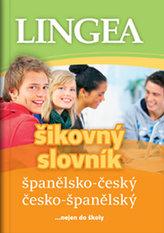Španělsko-český, česko-španělský šikovný slovník...… nejen do školy