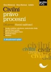 Civilní právo procesní. Díl první: řízení nalézací - 9. aktualizované vydání