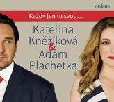 Kateřina Kněžíková & Adam Plachetka - Každý jen tu svou... - CDmp3