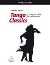 Tango Classics pro housle a klavír