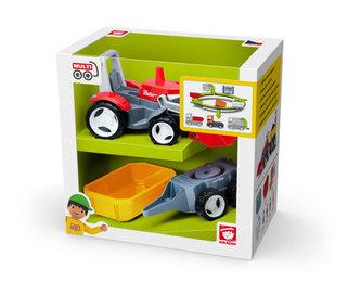 IGRÁČEK MULTIGO 1+2 - Traktor - neuveden