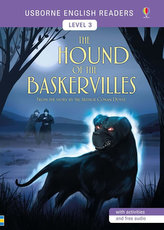 Usborne English Readers 3: The Hound of the Baskervilles