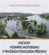 Počátky vodního motorismu v pražském Podolském přístavu