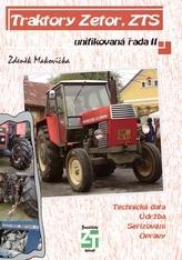Traktory Zetor, ZTS - unifikovaná řada II