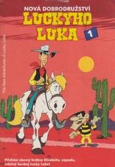 Nová dobrodružství Luckyho Luka 01