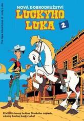 Nová dobrodružství Luckyho Luka 02