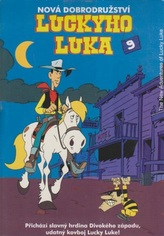 Nová dobrodružství Luckyho Luka 09