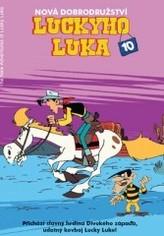 Nová dobrodružství Luckyho Luka 10