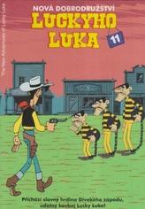 Nová dobrodružství Luckyho Luka 11