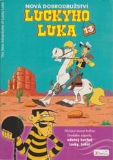 Nová dobrodružství Luckyho Luka 13