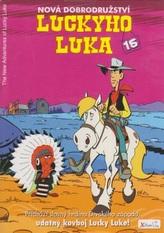 Nová dobrodružství Luckyho Luka 15