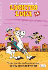 Nová dobrodružství Luckyho Luka 16