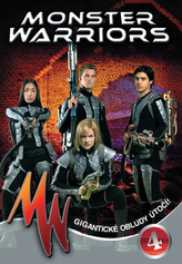 Monster Warriors 04