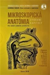 Mikroskopická anatómia pre odbor zubného lekárstva - Vybrané kapitoly