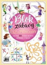Víly a princezny - Blok zábavy