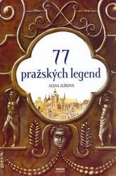 77 pražských legend