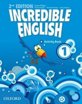 Incredible English 2nd 1 Activity Book with Online Practice