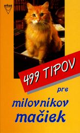 499 tipov pre milovníkov mačiek