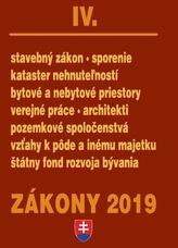 Zákony IV-2019