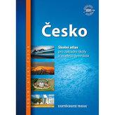 Školní atlas/Česká repuplika, 4.vydání