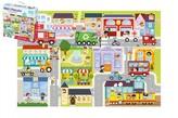 Puzzle Giga Město