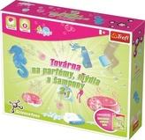 Továrna na parfémy, mýdla a šampóny 3v1