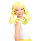 Paruka Lollipopz žlutá