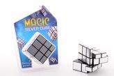 Magická kostka stříbrná