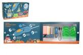 Sada start Magické pero 13cm 3DOODLER s náplněmi USB pro dobíjení v krabici