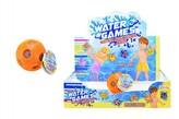Míček na hraní do vody 7cm 12ks v boxu