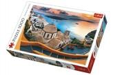 Puzzle Santorini 1000 dílků v krabici 40x27x6cm