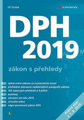 DPH 2019 - zákon s přehledy