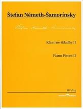 Klavírne skladby II (Štefan Németh-Šamorínsky)